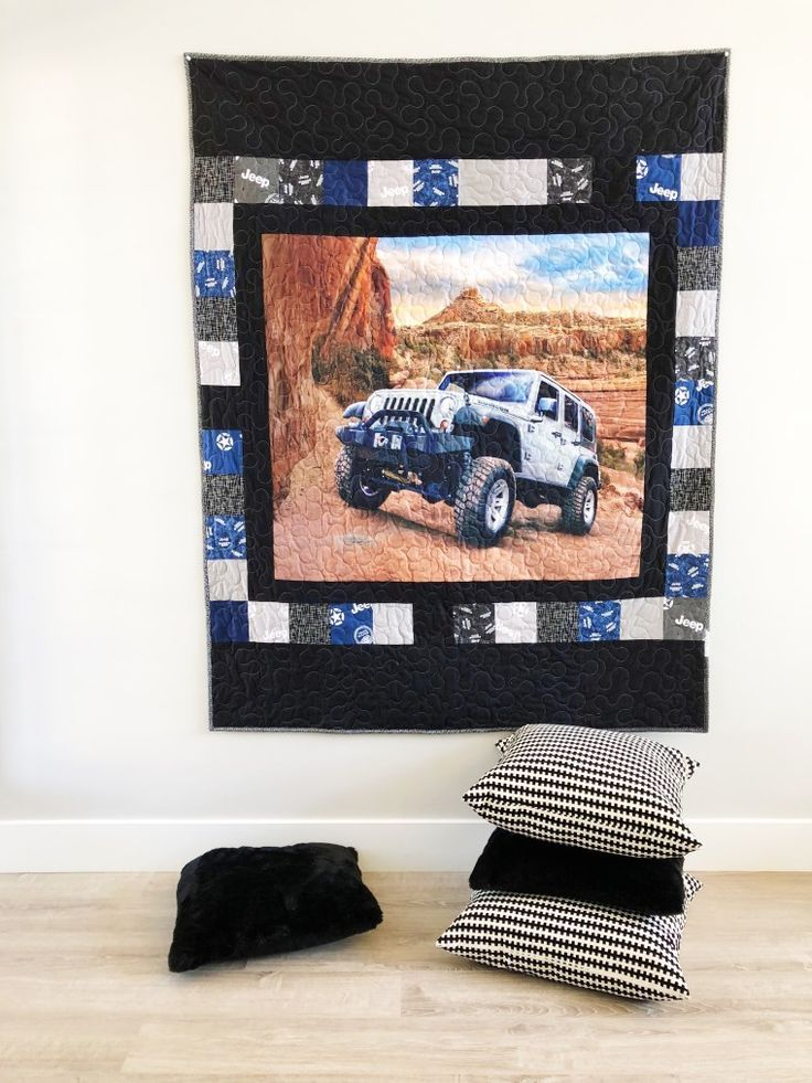 Gift Idea Make Your Very Own Jeep In The Wild Easy Panel