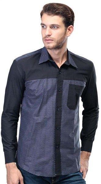 Cotton Shirt Black