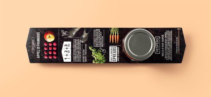 Yespers — The Dieline - Branding & Packaging