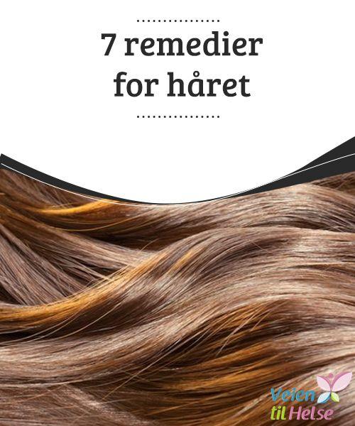 7 remedier for håret  Håret vårt er en stor del av #utseendet vårt. Spesielt #karakteristisk er det når det ser #friskt ut og lukter godt. Håret kan #derimot til tider bli tørt og skjørt, og kan miste sin friske duft.