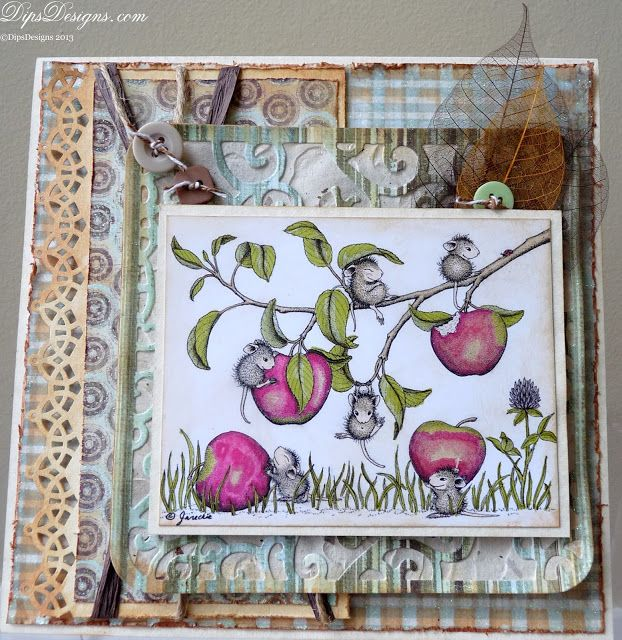 Card Making Ideas For Men Part - 50: Autumnal Menu0027s Card