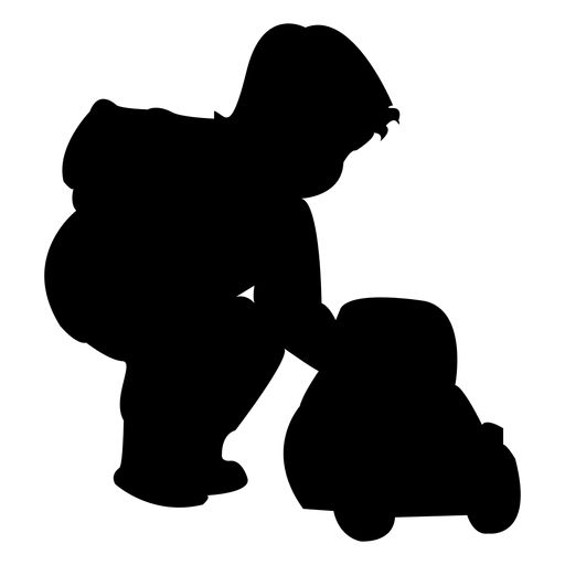 Children playing with tricycle PNG image. Download as SVG vector, EPS or PSD. Get Children playing with tricycle transparent icon for your graphic designs!
