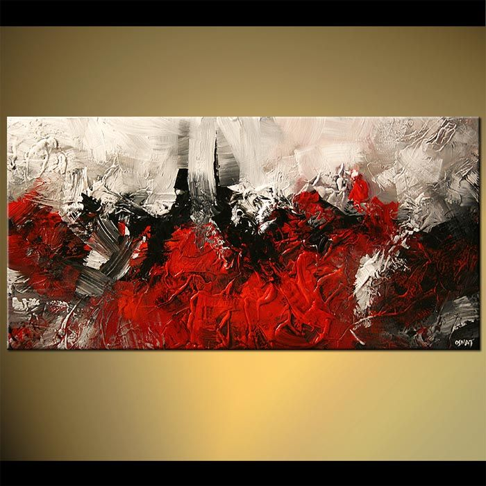 17 best ideas about abstract art paintings on pinterest for Modern oil painting ideas
