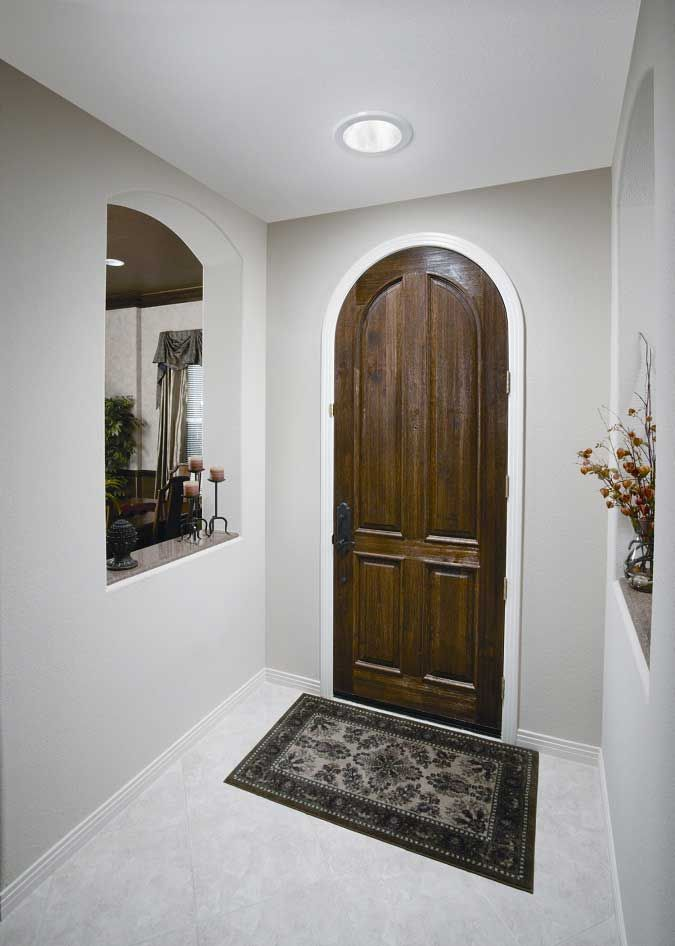 Entry Way After