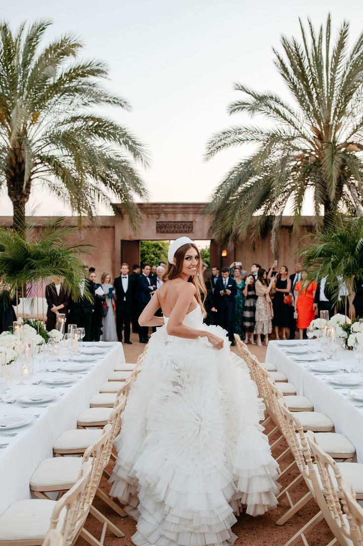 Wedding of the Day: A Four-Day Event to Remember in Seville, Spain in 2020  | Wedding weekend, Wedding, Maid of honour dresses