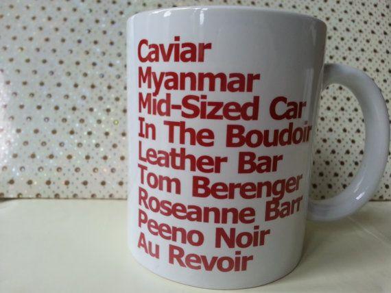 PEENO NOIR / Titus Andromedon / Unbreakable Kimmy Schmidt Inspired tea/coffe Cup Mug