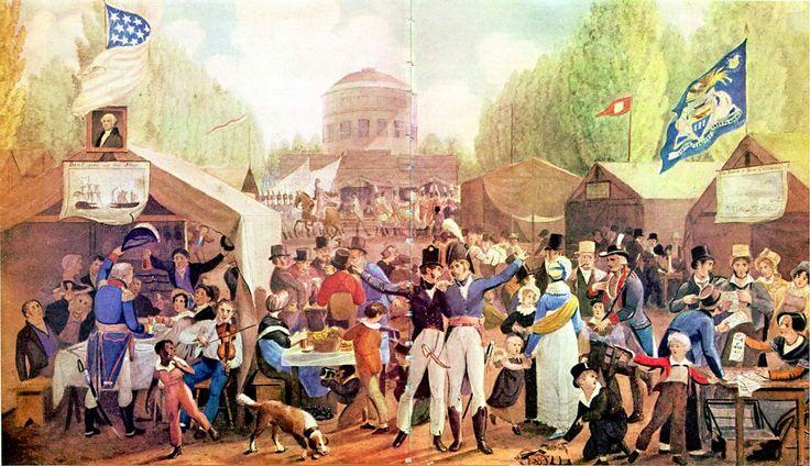Recettes pour le pique-nique de l'independence day, les repas traditionnels pour la fête nationale, le 4 juillet aux Etats-Unis, ainsi qu'une checklist spéciale picnic pour ne rien oublier.