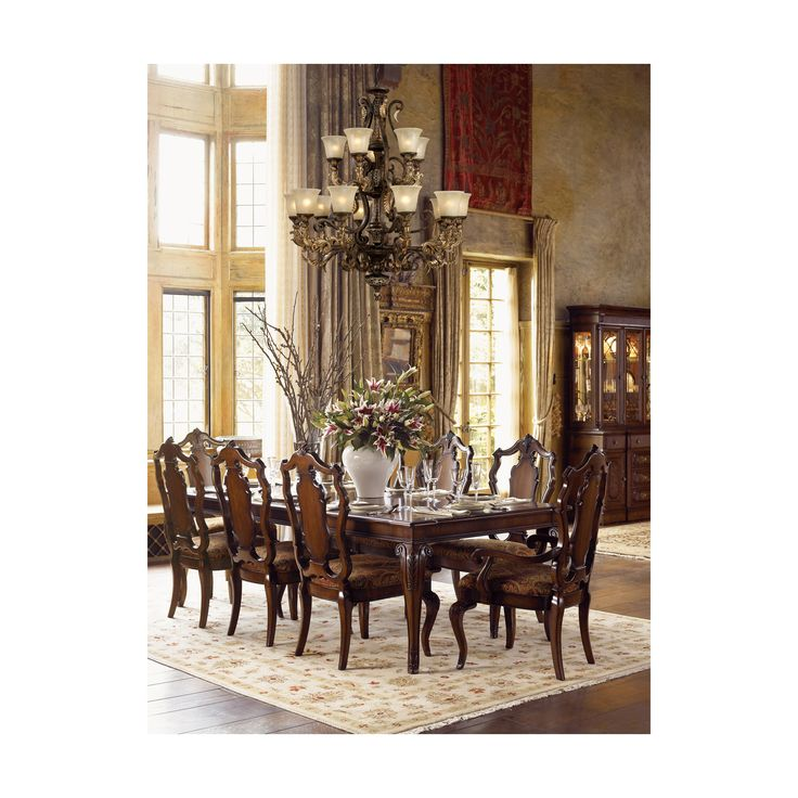 ELK Lighting 2166 10 5 Regency Burnt Bronze 15 Light Chandelier Victorian Dining RoomsVictorian