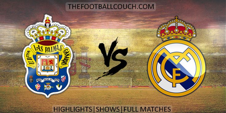 [Video] La Liga Las Palmas vs Real Madrid Highlights and Full Match - http://ow.ly/Zpk1r - #LasPalmas #RealMadrid #laliga #soccerhighlights #footballhighlights #football #soccer #futbol #ligabbva #thefootballcouch