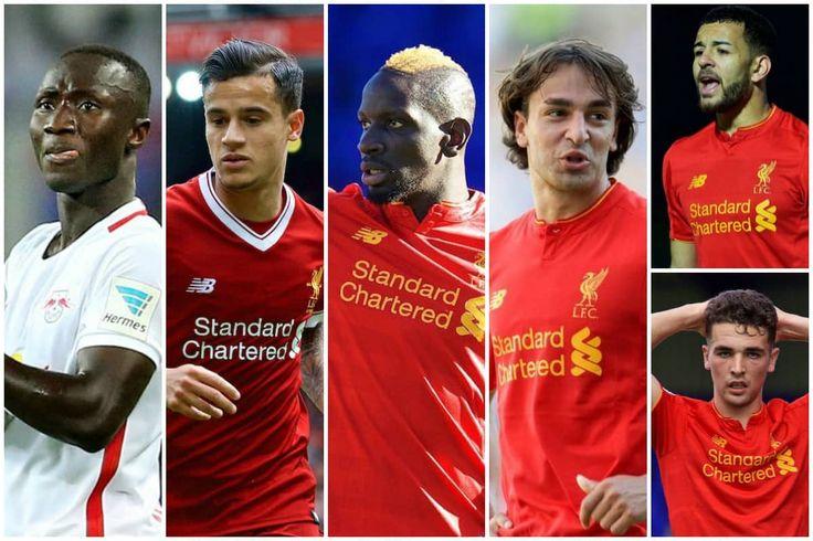 Keita bid denied, £89m Coutinho bid claimed – Liverpool FC Transfer News Roundup