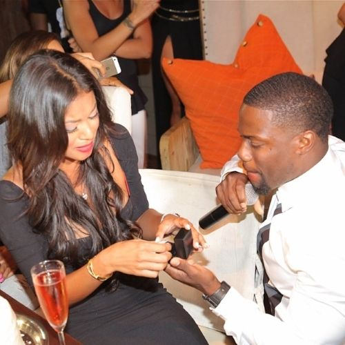 Kevin Hart Denies Trying To Sabotage His Ex Wife Torrie Hart's Television Debut