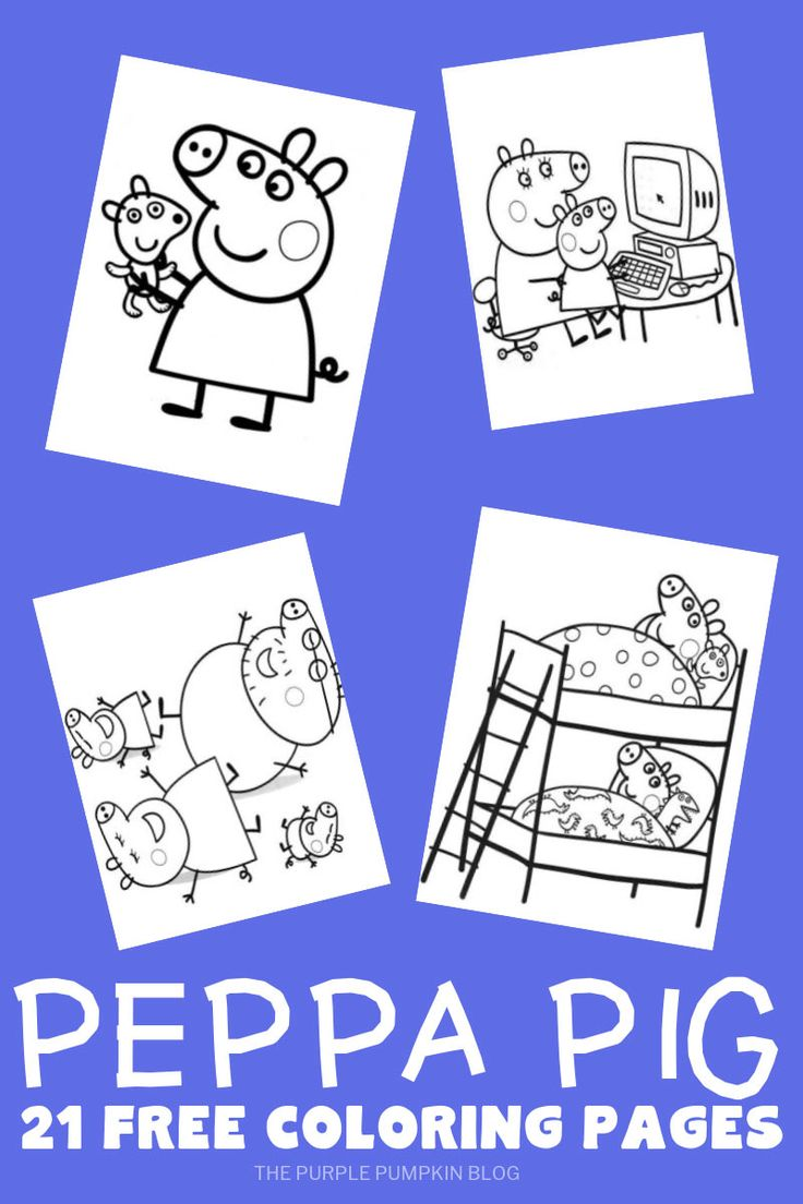 Peppa Pig Party Printables Fun Party Ideas Peppa Pig Birthday Party Decorations Peppa Pig Party Peppa Pig Party Decorations [ 1104 x 736 Pixel ]