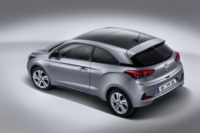 Hyundai I20 Coupe 2020