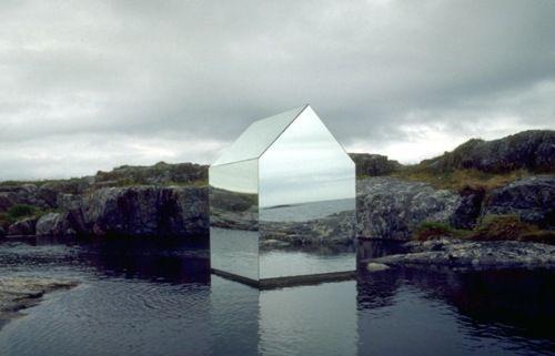 geometrie: Mirror Houses, Temporary Installations, Art, Architecture, Ekkehard Alteburg, Ekkehard Altenburger, Design, Mirrorhouse, Glasses Houses