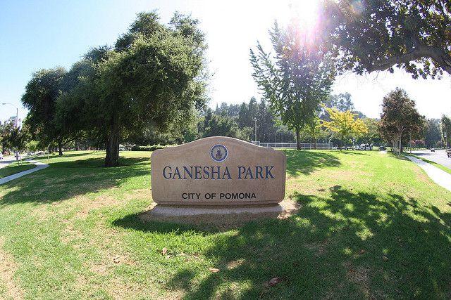Ganesha Park. Pomona, California. Stay proud Pomona #PomonaProud
