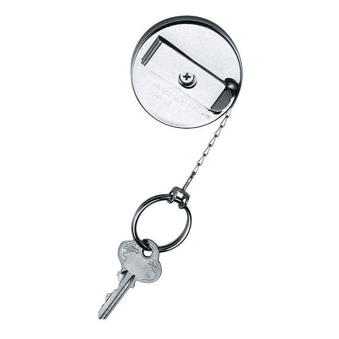 Custom Accessories 44446 Retractable Key Chain