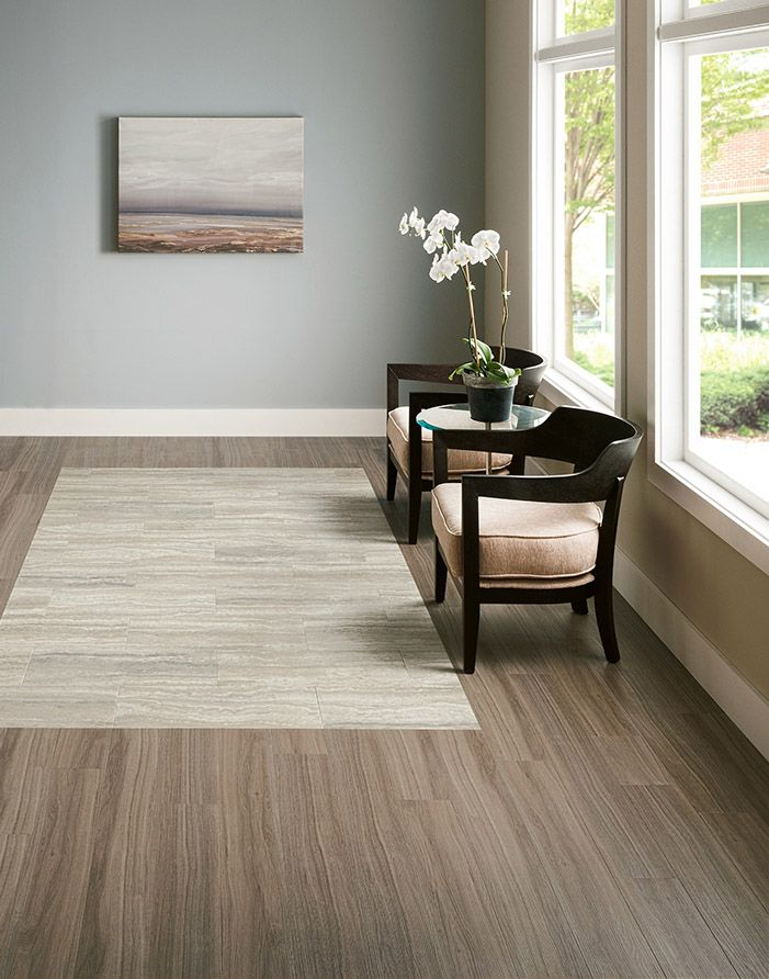 Wood Linoleum Flooring Basements