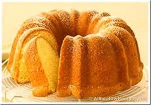 Bundt Cake Recipes - Bing Images