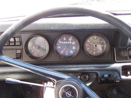 Driving my father's Opel Kadett B Caravan