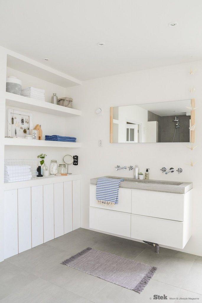 badkamer stijlen Stek Magazine