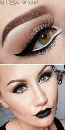 Love the eyes #makeup