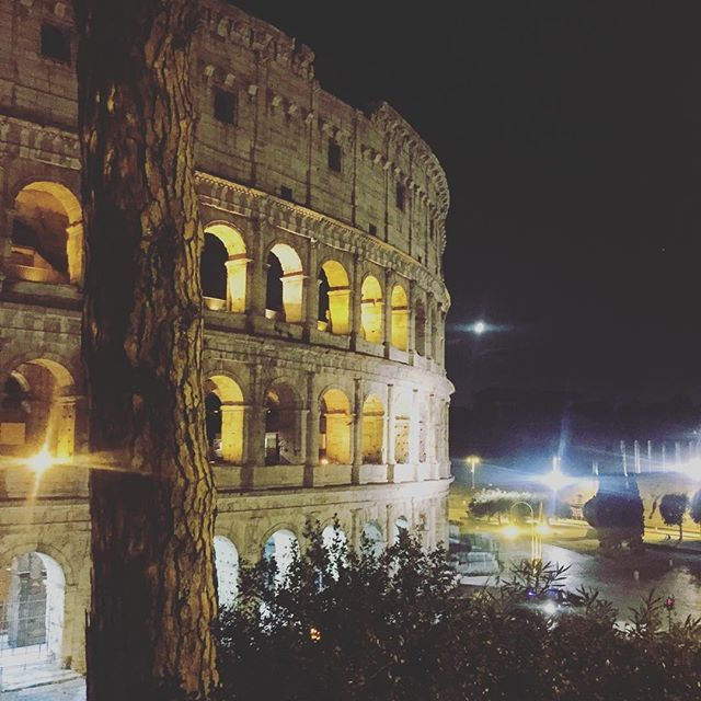 I've missed you so much it almost hurts #italy #rome #colosseo #home #purebeauty
