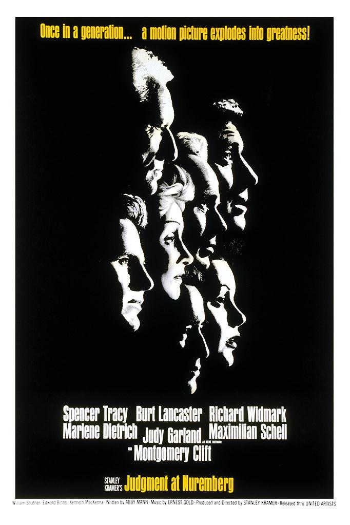 Stanley Kramer´s Judgment at Nuremberg (1961)