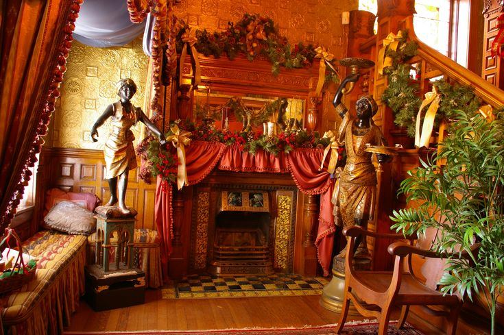 Victorian Christmas   Christmas at the Molly Brown House Museum   Between the Lions