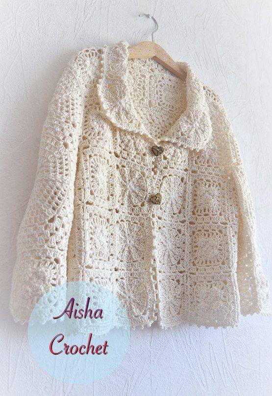 """""""Aisha Crochet"""" вязаный стиль'ın fotoğrafları"""