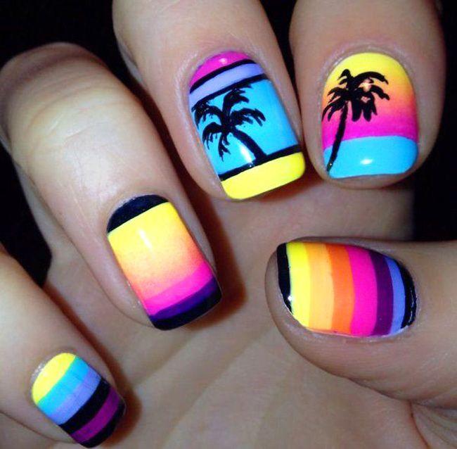 summer-nailart-design