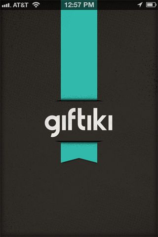 lovely ui (launch screen onGiftiki)