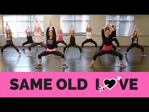Same Old Love by Selena Gomez. SHiNE DANCE FITNESS - YouTube