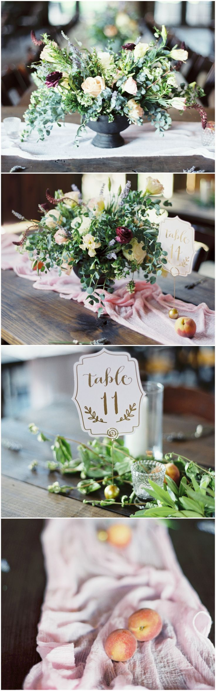 Table spring wedding tablescapes - Pastel Spring Wedding At Vista West Ranch Dripping Springs Tx Floral Centerpiecesfarm Tablesranunculuswedding