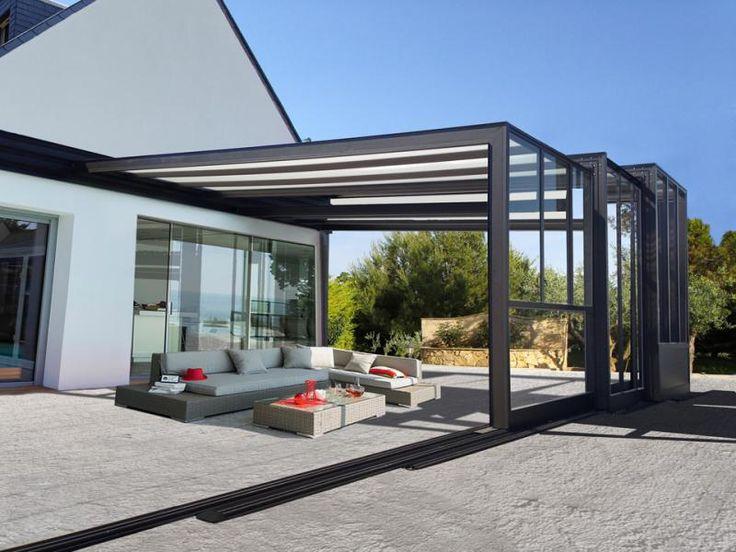 1000 ideas about abri terrasse on pinterest carport alu pergola aluminium - Pergola aluminium pour terrasse ...