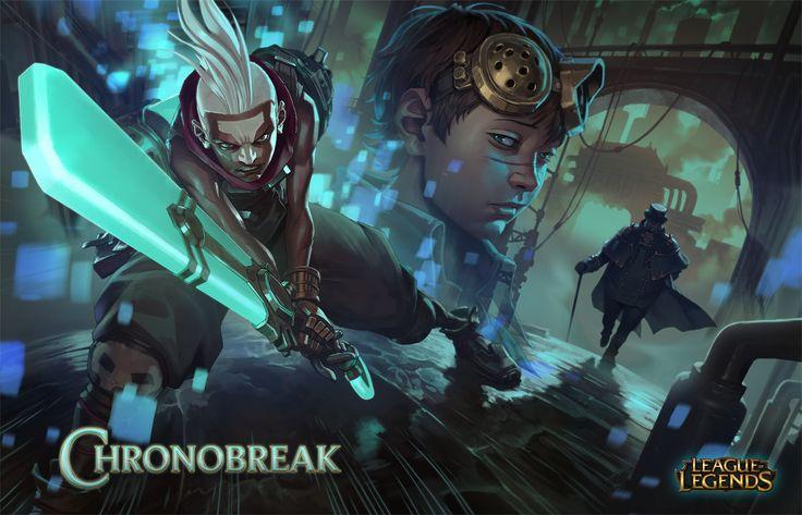 Ekko: Chronobreak