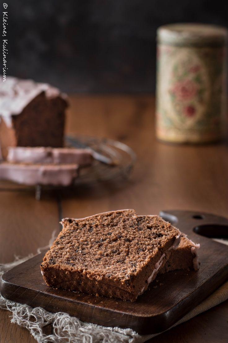 Super saftiger und mega leckerer Rotweinkuchen wie von Oma. Ein Klassiker jeder Rezeptsammlung.