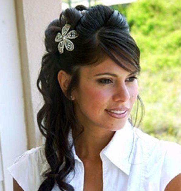 Preferência 171 best Penteados para noivas images on Pinterest | Bridal  PP21