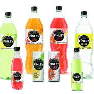 Finley, la nouvelle boisson pétillante de Coca Cola