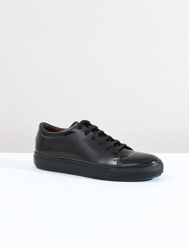 Acne Mens Adrian Sneaker- Black
