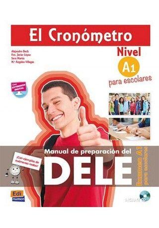 Cronometro Escolar A1 książka + CD audio
