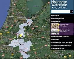 Afbeeldingsresultaat voor amsterdamse waterlinie