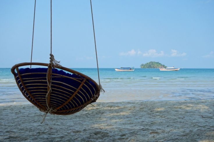 Sihanoukville Paradise. Cambodia.