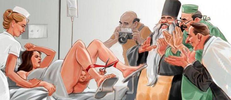 12 Ilustrasi Menyedihkan yang Menyindir Kehidupan Modern Masa Kini