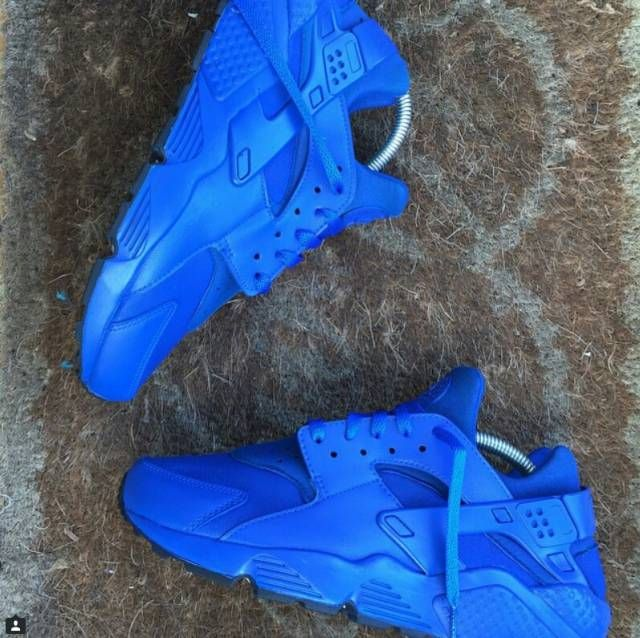 Berry Blue Custom Huarache | Kixify Marketplace
