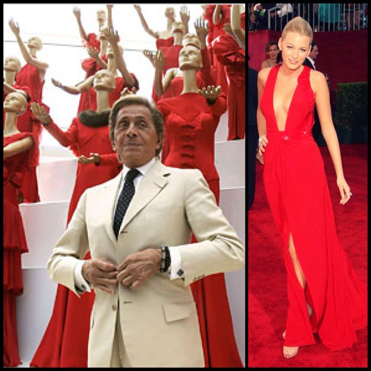 History of the colour red at fashionvoyeurism.com!