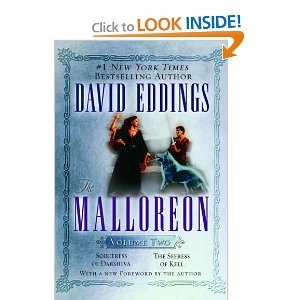 Here is the epic conclusion of David Eddings's enthralling series The Malloreon–two magnificent novels in one volume. This monumental fantasy follows the story of two age-old opposing destinies locked in a seven-thousand-year war for control of the world, its gods, and its men. Indeed the victor will determine nothing less than the fate of all creation.