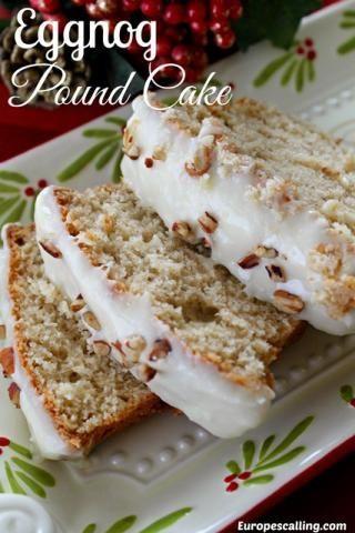 English pound cake recipe