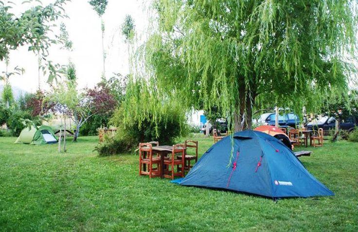 Girdev Camp Fethiye, Muğla