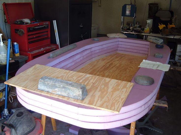 duckboats.net: Main Forums: Duck Boat/Hunting Forum: Foam Layout Project