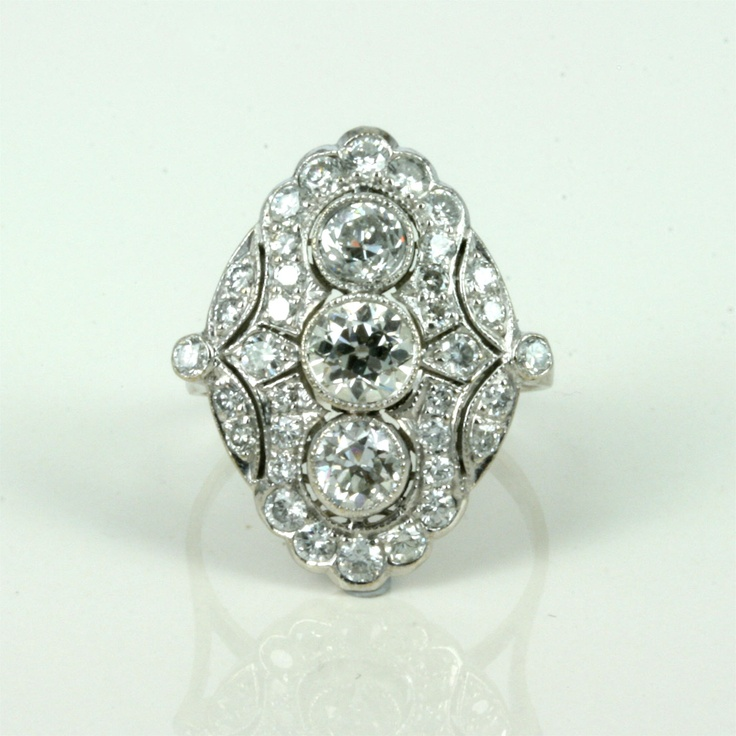 43 best images about wedding ring redesign on pinterest for Ideas for redesigning wedding rings